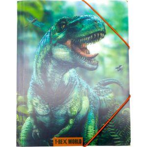 Coppenrath Verlag 17137 Sammelmappe A4 T-Rex World