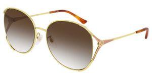 Gucci Sonnenbrillen GG0650SK 004 Braun Damen