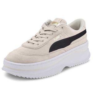 Puma Select Deva Suede Marshmallow / Puma Black EU 40