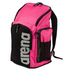 arena Team 45 Rucksack für Schwimmen groß schwarz Backpack, Farbe:Rosa