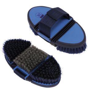 WALDHAUSEN Flexi Kardätsche, azurblau/blau, azurblau/blau