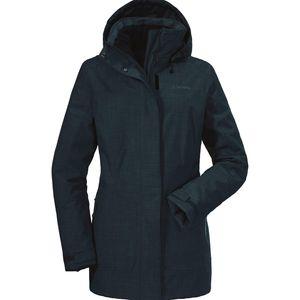 SCHÖFFEL Sedona 2 Damen Funktionsjacke, Größe:38, Farbe:night blue