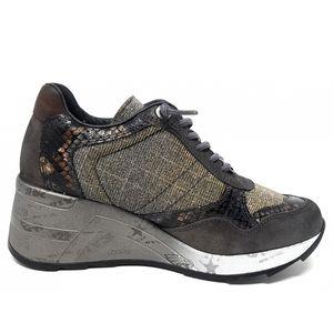 Cetti Damen Sneaker in Braun, Größe 39