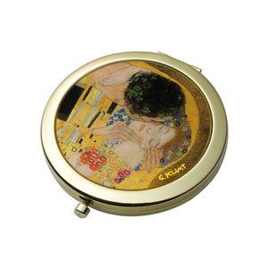 Goebel Artis Orbis Gustav Klimt Der Kuss - Taschenspiegel 67060411
