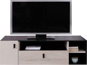 TV-Schank PLANET 10, TV-Lowboard mit Schublade, Kinderzimmer, Jugendzimmer