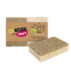 Küchenschwamm Topfschwamm Putzschwamm 2 Stück Eco Natural York