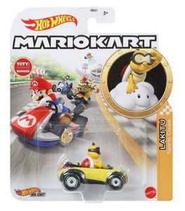 HOT WHEELS GRN16 Mario Kart Replica 1:64 Die-Cast Lakitu