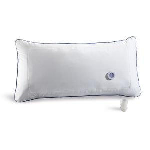 VITALmaxx Komfort Wasserkissen Kopfkissen Schlafkissen Nacken Komfort 80x40cm