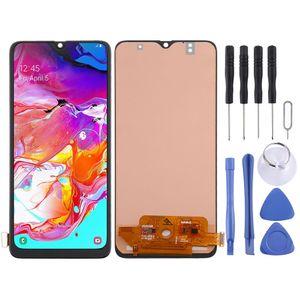 Für Samsung Galaxy A70 A705F Display Full LCD Einheit Touch Ersatzteil Reparatur Schwarz Neu