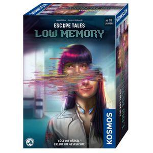 Kosmos Escape Tales - Low Memory