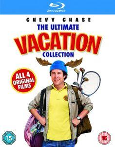 Warner Home Video National Lampoon's Collection, Blu-ray, Komödie, Englisch, Englisch, 16:9, 4 Disks