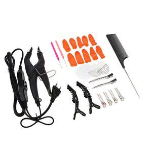 Starter Set Bonding Haarverlängerung Strähnen Hair Extensions