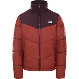 The North Face Herren Jacke SAIKURU, Größe:S, Farben:brandy brown/root brown