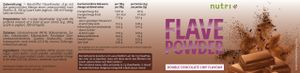 Flave Powder - Double Chocolate