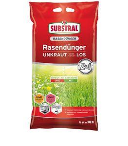 SUBSTRAL® Rasendünger Unkraut bleibt chancenLOS 9,1 kg