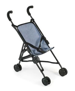 Bayer Chic 2000 601 50 Mini-Buggy &quotROMA&quot, Jeans Bl