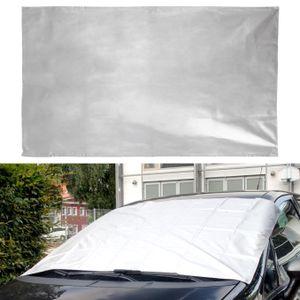 Windschutzscheibenabdeckung mit Magneten Auto UV Sonnenschutz Frostschutz Autoabdeckung Windschutzscheibe Abdeckung Autoscheibenabdeckung Frontscheibenabdeckung
