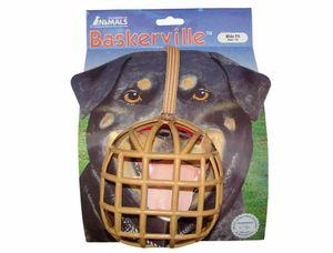 Nobby Maulkorb Baskerville Rottweiler