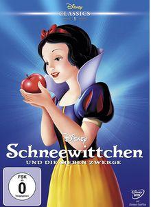 Schneewittchen u.d. sieben Zwerge(DVD)Cl Disney Classics, Min: 80DDVB