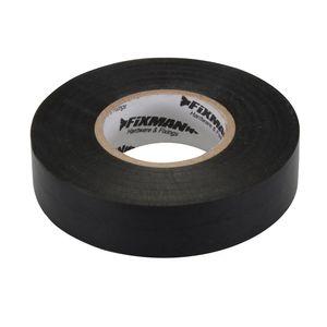 FIXMAN Isolierband 19 mm x 33 m, schwarz