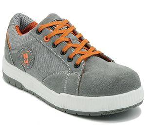 Arbeitsschuhe 603 Größe 46 Sicherheitsschuhe S1 Sneakers vglb. Stahlkappe