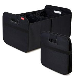 Auto-Faltbox  Kofferraum-Organizer, Faltbare Autotasche, Faltkorb, Aufbewahrung Taschen, Kofferraumtasche