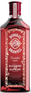 Bombay Bramble Distilled Gin with a Blackberry & Raspberry Infusion | 37,5 % vol | 0,7 l