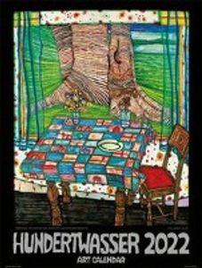 Großer Hundertwasser Art Calendar 2022