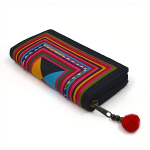 PANASIAM Purse aztec, Farbe/Design:bunt 1