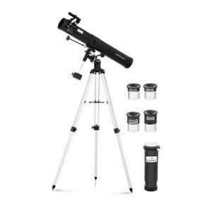 Uniprodo Teleskop - Ø 76 mm - 900 mm - Tripod-Stativ