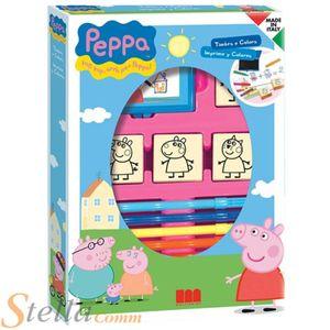 Farbset Peppa Pig 12-teilig