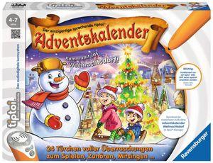 Ravensburger 7783 Adventskalender Tiptoi für Kinder ab 4 Jahren