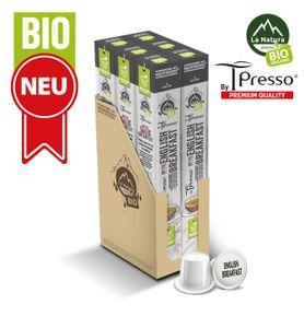 English BreakfastTee - 60 Teekapseln La Natura Lifestyle by Tpresso