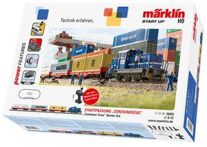 "Märklin Start up - Startpackung ""Containerzug"" H0 (1:87), 29453"