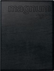 """rido idé Buchkalender """"magnum Prestige"""" 2022 schwarz"""