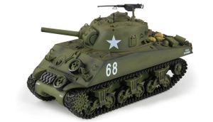 U.S. M4A3 Sherman Panzer mit Rauch & Sound 1:16, Metallgetriebe - Advanced Line