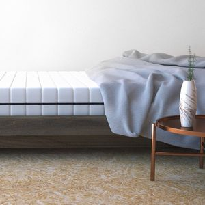 Matratzen 140x200cm für erholsamen Schlaf - mit innovativem 7-Zonen Schnitt - Öko  -  Tex  - Matratze H2