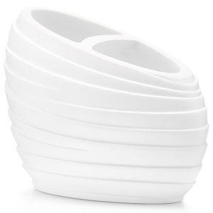 Badezimmer-Behälter für Zahnbürsten, Plastikbecher