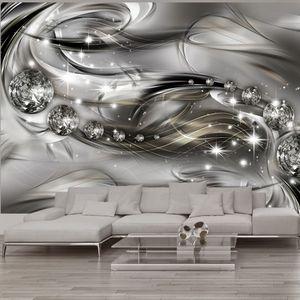 Vlies Tapete  Top  Fototapete  Wandbilder XXL  400x280 cm - ABSTRAKT DIAMANT a-A-0168-a-d