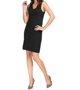 bodyright Shaping-Kleid traumhaftes Damen Strick-Kleid Schwarz, Größe:34