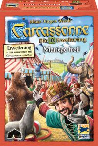 Hans im Glück Carcassonne, Manege frei!, Erweiterung 10