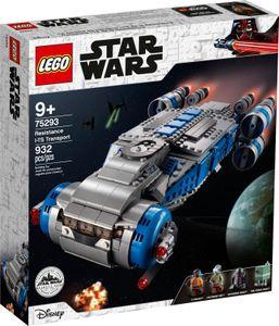 LEGO Star Wars I-TS Transportschiff der Rebellen - 75293, Bausatz, Junge/Mädchen, 9 Jahr(e), 932 Stück(e), 1,32 kg