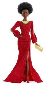 Barbie Signature Black Barbie 40th Anniversary Puppe