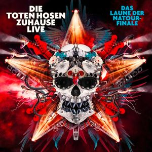 Toten Hosen,Die - Zuhause Live:Das Laune der Natour-Finale - Compactdisc