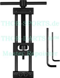 THOR-DARTS Master-Repointer R1 pro repointing tool for Steeldarts, change steel - tip