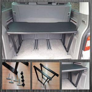 Multiflexboard Bettverlängerung kompatibel mit VW T5 & T6 Multivan D01