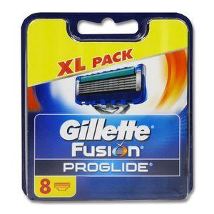 Gillette Fusion ProGlide Rasierklingen, 8 Stück