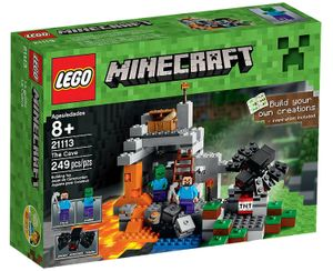 LEGO® Minecraft The Cave