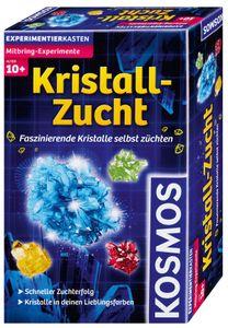 Kristall-Zucht. Mitbring-Experimente