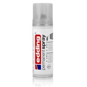edding Permanent Spray Klarlack seidenmatt 200 ml Acryl-Qualität